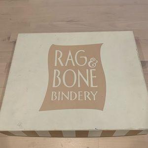 Rag & Bone Bindery NIB Wedding Album Cloth Cover